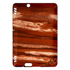 Red Earth Natural Kindle Fire Hdx Hardshell Case by UniqueCre8ion
