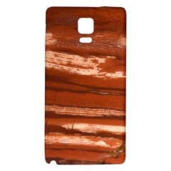 Red Earth Natural Galaxy Note 4 Back Case