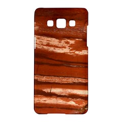 Red Earth Natural Samsung Galaxy A5 Hardshell Case  by UniqueCre8ion