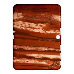 Red Earth Natural Samsung Galaxy Tab 4 (10 1 ) Hardshell Case  by UniqueCre8ion