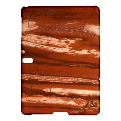 Red Earth Natural Samsung Galaxy Tab S (10 5 ) Hardshell Case  by UniqueCre8ion