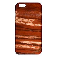 Red Earth Natural Iphone 6 Plus/6s Plus Tpu Case by UniqueCre8ion
