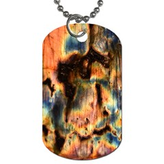 Naturally True Colors  Dog Tag (one Side) by UniqueCre8ions