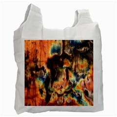 Naturally True Colors  Recycle Bag (Two Side)  by UniqueCre8ions