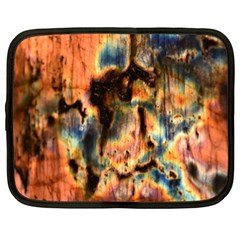 Naturally True Colors  Netbook Case (xl)  by UniqueCre8ions