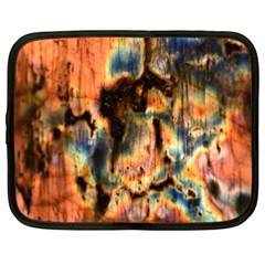 Naturally True Colors  Netbook Case (xxl)  by UniqueCre8ions
