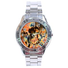 Naturally True Colors  Stainless Steel Analogue Watch by UniqueCre8ions