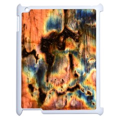 Naturally True Colors  Apple Ipad 2 Case (white) by UniqueCre8ions