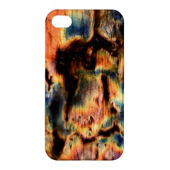 Naturally True Colors  Apple Iphone 4/4s Hardshell Case by UniqueCre8ions