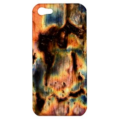 Naturally True Colors  Apple Iphone 5 Hardshell Case by UniqueCre8ions