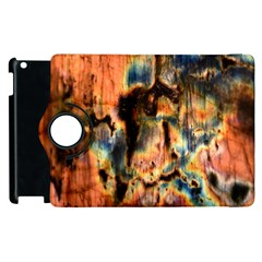 Naturally True Colors  Apple Ipad 3/4 Flip 360 Case by UniqueCre8ions