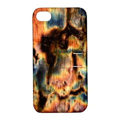Naturally True Colors  Apple Iphone 4/4s Hardshell Case With Stand by UniqueCre8ions