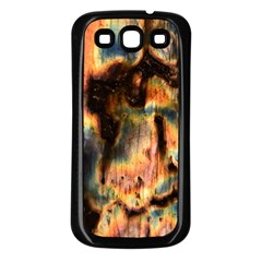 Naturally True Colors  Samsung Galaxy S3 Back Case (black) by UniqueCre8ions