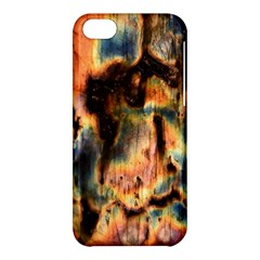 Naturally True Colors  Apple Iphone 5c Hardshell Case by UniqueCre8ions