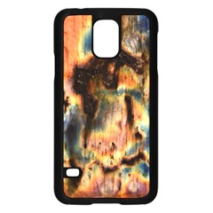 Naturally True Colors  Samsung Galaxy S5 Case (black) by UniqueCre8ions