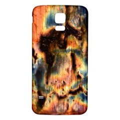 Naturally True Colors  Samsung Galaxy S5 Back Case (white) by UniqueCre8ions