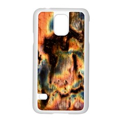 Naturally True Colors  Samsung Galaxy S5 Case (white) by UniqueCre8ions