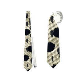 Metallic Camouflage Neckties (two Side)  by dflcprints