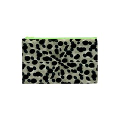 Metallic Camouflage Cosmetic Bag (xs)
