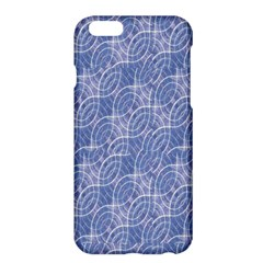 Modern Abstract Geometric Apple iPhone 6 Plus/6S Plus Hardshell Case by dflcprints