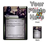 Redjack_Mission_V2 - Multi-purpose Cards (Rectangle)