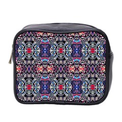 Space Walls Mini Toiletries Bag 2 Side by MRTACPANS