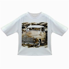 Vintage Chevrolet Pick Up Truck Infant/toddler T Shirts by MichaelMoriartyPhotography