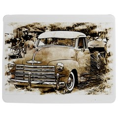 Vintage Chevrolet Pick up Truck Jigsaw Puzzle Photo Stand (Rectangular) by MichaelMoriartyPhotography
