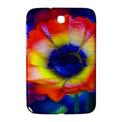Tie Dye Flower Samsung Galaxy Note 8.0 N5100 Hardshell Case  by MichaelMoriartyPhotography