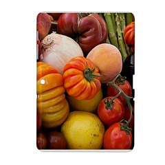 Heirloom Tomatoes Samsung Galaxy Tab 2 (10 1 ) P5100 Hardshell Case  by MichaelMoriartyPhotography