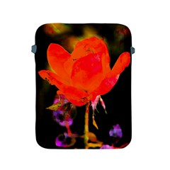 Red Beauty Apple Ipad 2/3/4 Protective Soft Cases by MichaelMoriartyPhotography