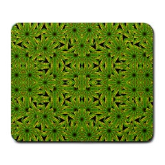 Geometric African Print Large Mousepads by dflcprints