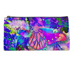 Psychedelic Butterfly Pencil Cases by MichaelMoriartyPhotography
