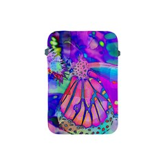 Psychedelic Butterfly Apple Ipad Mini Protective Soft Cases by MichaelMoriartyPhotography