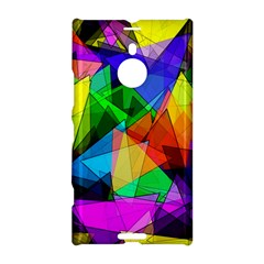Colorful Triangles                                                                  			nokia Lumia 1520 Hardshell Case by LalyLauraFLM