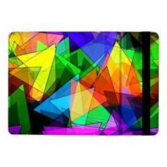 Colorful Triangles                                                                  samsung Galaxy Tab Pro 10 1  Flip Case by LalyLauraFLM