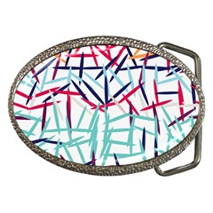 Strokes                                                                    			Belt Buckle by LalyLauraFLM