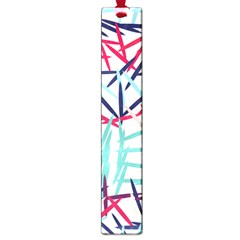 Strokes                                                                    large Book Mark by LalyLauraFLM