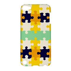 Puzzle Pieces                                                                     			apple Ipod Touch 5 Hardshell Case by LalyLauraFLM