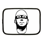 Baldhead Hero Comic Illustration Netbook Case (Medium)  Front
