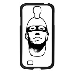 Baldhead Hero Comic Illustration Samsung Galaxy S4 I9500/ I9505 Case (black) by dflcprints