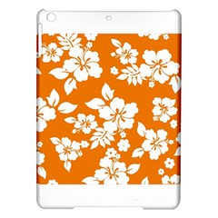 Orange Hawaiian Ipad Air Hardshell Cases by AlohaStore