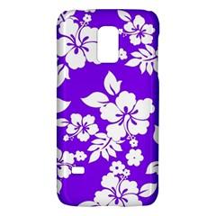 Violet Hawaiian Galaxy S5 Mini by AlohaStore