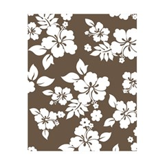 Sepia Hawaiian 5 5  X 8 5  Notebooks by AlohaStore