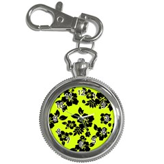 Dark Hawaiian Key Chain Watches