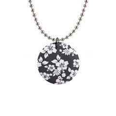 Gray Hawaiian Button Necklaces by AlohaStore