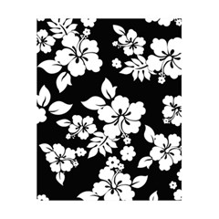 Black And White Hawaiian 5 5  X 8 5  Notebooks by AlohaStore