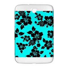 Blue Dark Hawaiian Samsung Galaxy Note 8 0 N5100 Hardshell Case  by AlohaStore