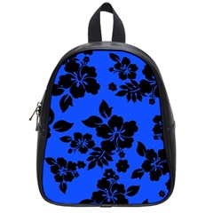 Dark Blue Hawaiian School Bags (small)  by AlohaStore