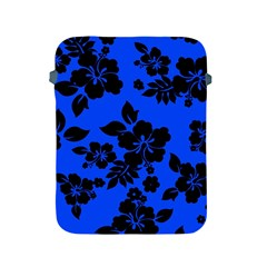 Dark Blue Hawaiian Apple Ipad 2/3/4 Protective Soft Cases by AlohaStore